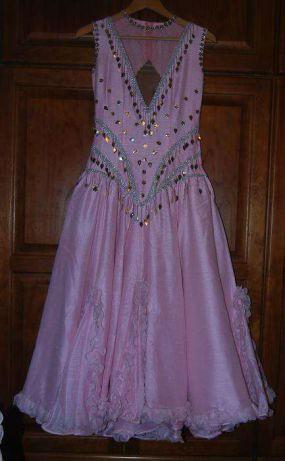 Vestidos danças de salão 8