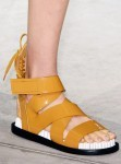 sapatos volume