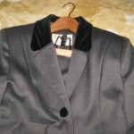 Fato saia casaco, nº 36, c/oferta camisa(c/NOVO) 3