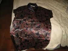 Pijama blusa/calções+camisa noite,acetinados(Nunca usados) 6