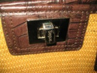 Mala original Segue+oferta porta canetas(Nunca Usada) 4