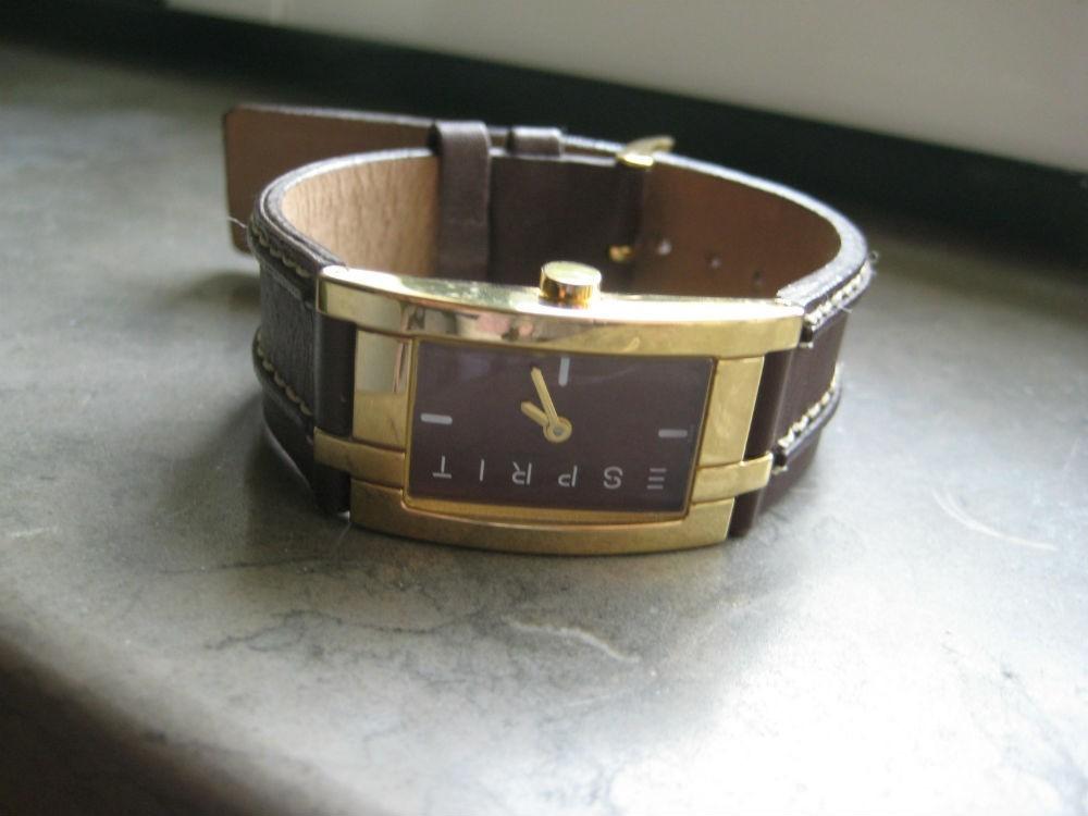 Relógio original ESPRIT,n/embalagem original(NOVO) 4