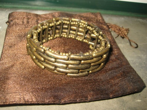 Pulseira de Designer Pedra Dura(Nunca usada) 5