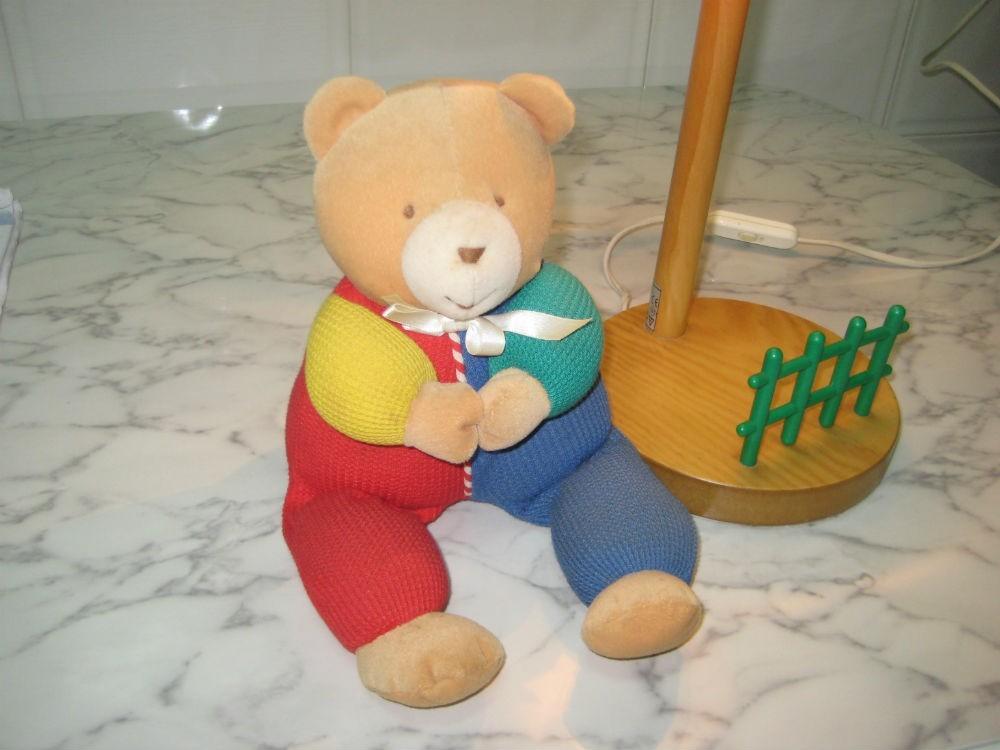 Candeeiro Quarto Bébé,linha urso Paddington,c/NOVO 1