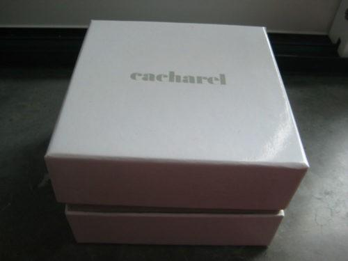 Relógio original Cacharel,azul,n/embalagem(NOVO) 4
