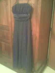 vestido de gala simples e elegante 3