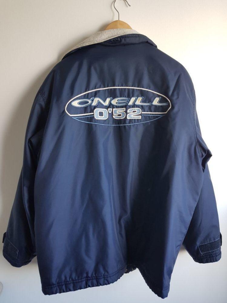 Blusão de 86€ da O'Neill . Nautic Santa Cruz O'52 . Tamanho M 1