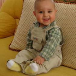 Refª 12MB - Lote de 3 peças de roupa menino, 12 meses. 5
