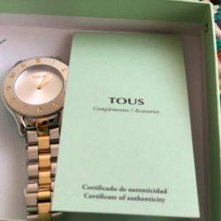 Relógio TOUS 2