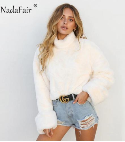 8e049dad6 Camisola Pêlo Branca barato e Novo em Coimbra