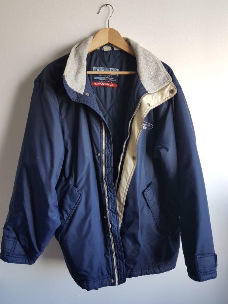 Blusão de 86€ da O'Neill . Nautic Santa Cruz O'52 . Tamanho M 2