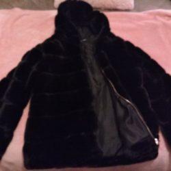 Vendo casaco imitação pelo. 1