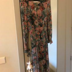 Vestido Zara Primavera /Verão 2018 1