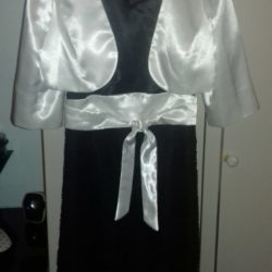 Vestido de cerimónia elegante 3