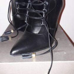 Sapatos pretos elegantes Eureka Concept nº 36 4