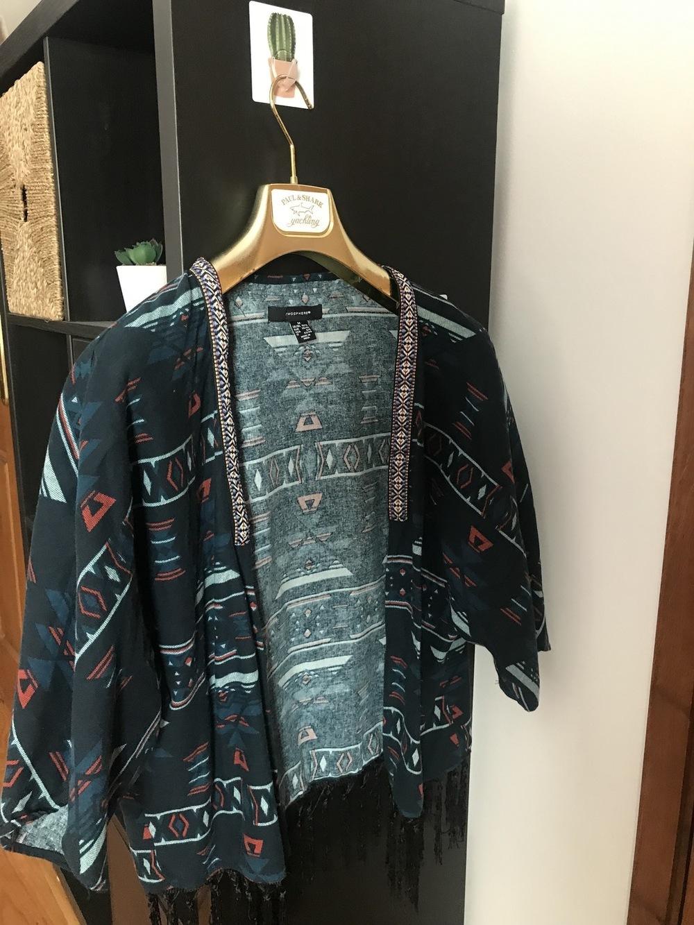 Casaco e Kimono 2