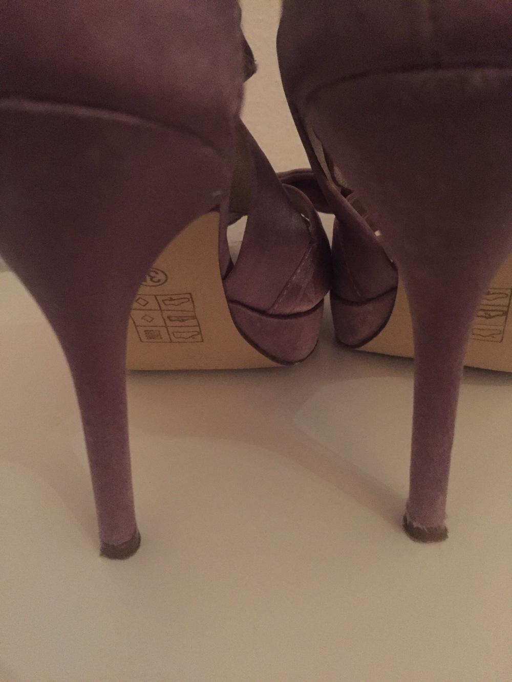 Sandálias elegantes Exé 2