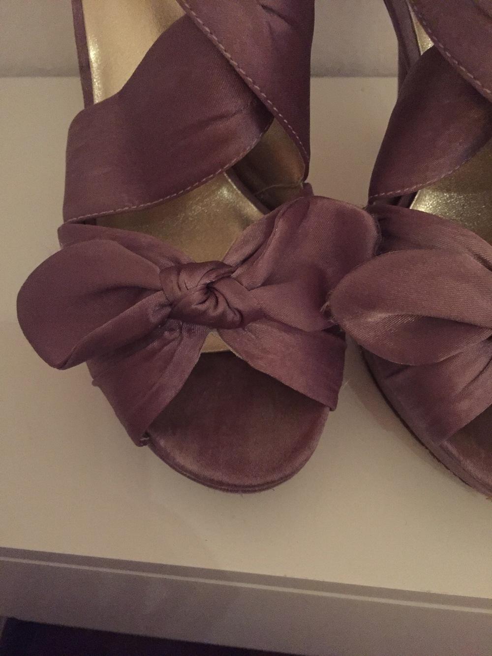 Sandálias elegantes Exé 4