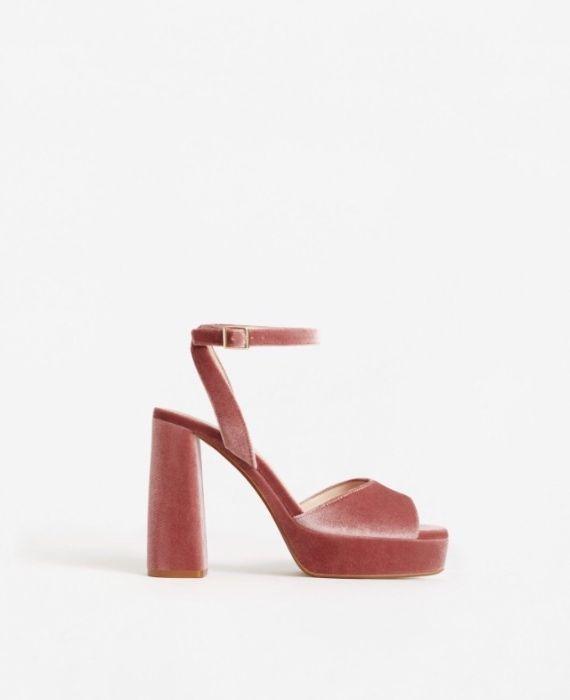 Sandálias de salto alto 5