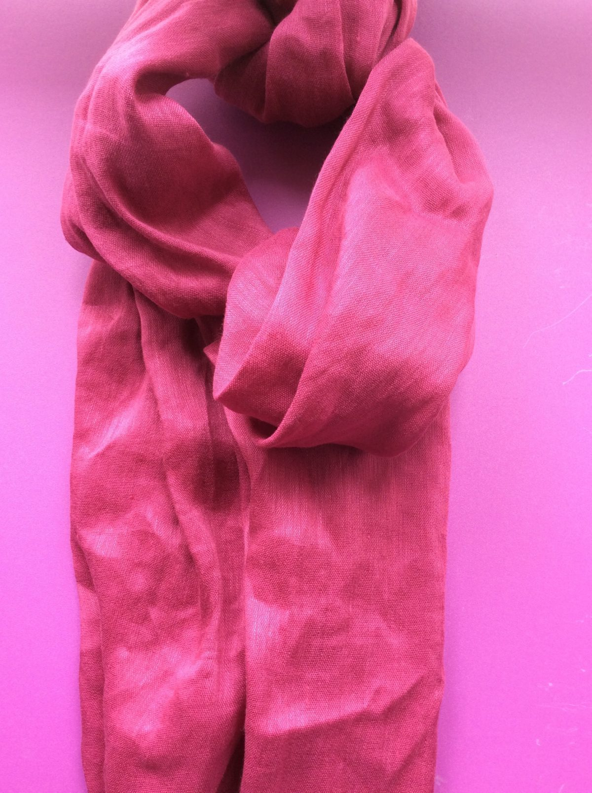 """Lenço """"pink is the color of my obsession"""" 2"""