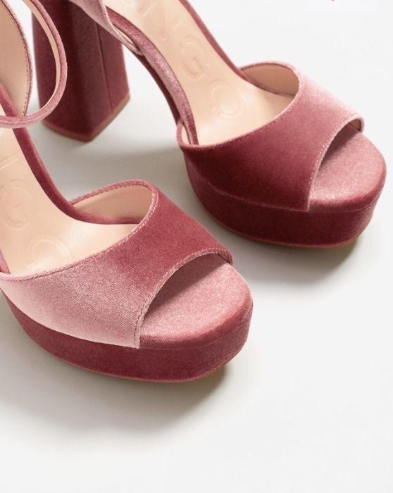 Sandálias de salto alto 1