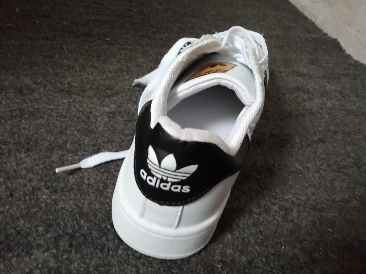 reputable site 70d29 60fea Ténis Adidas Superstar 41