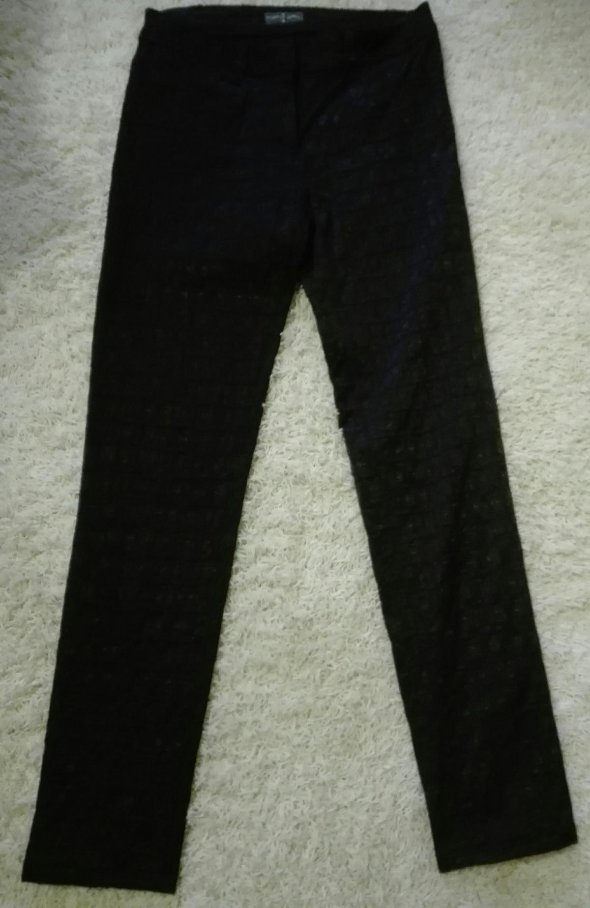 Calças pretas elegantes 4