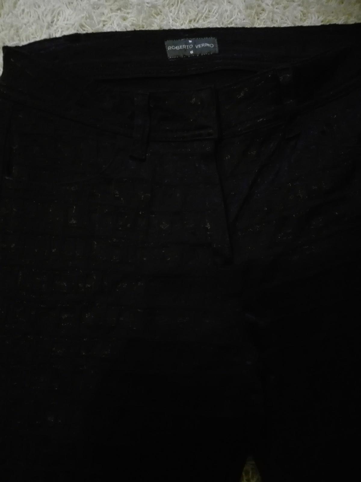 Calças pretas elegantes 3