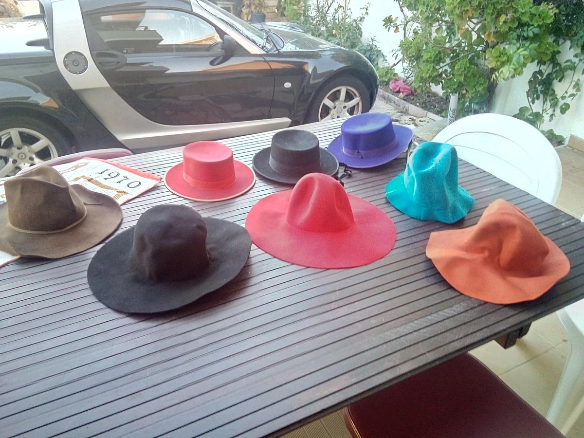 Chapéus Vintage 1