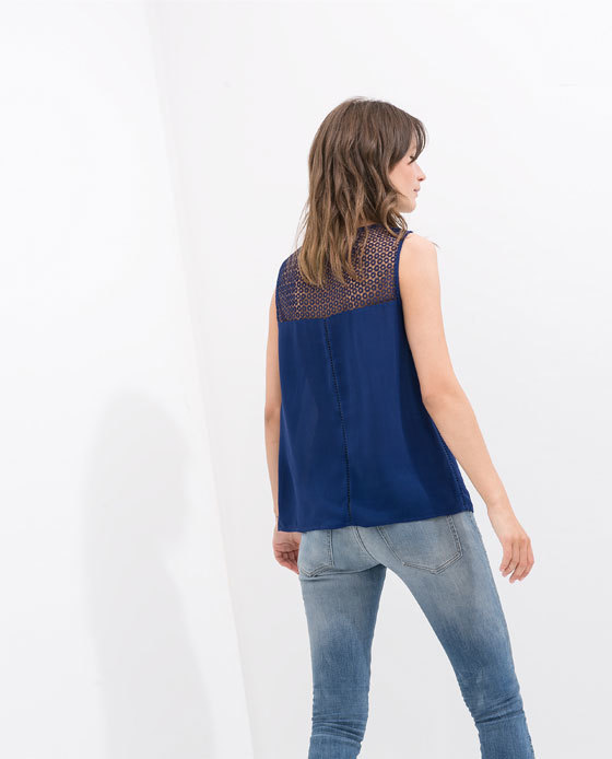 T-shirt / Top Zara 2