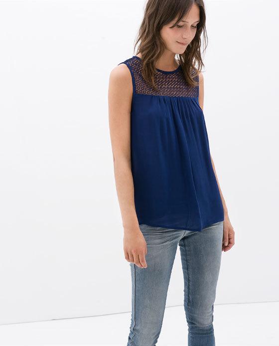 T-shirt / Top Zara 3