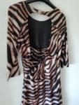 Vestido padrão tigresa - Guess 2