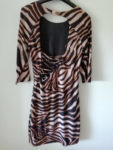 Vestido padrão tigresa - Guess 3