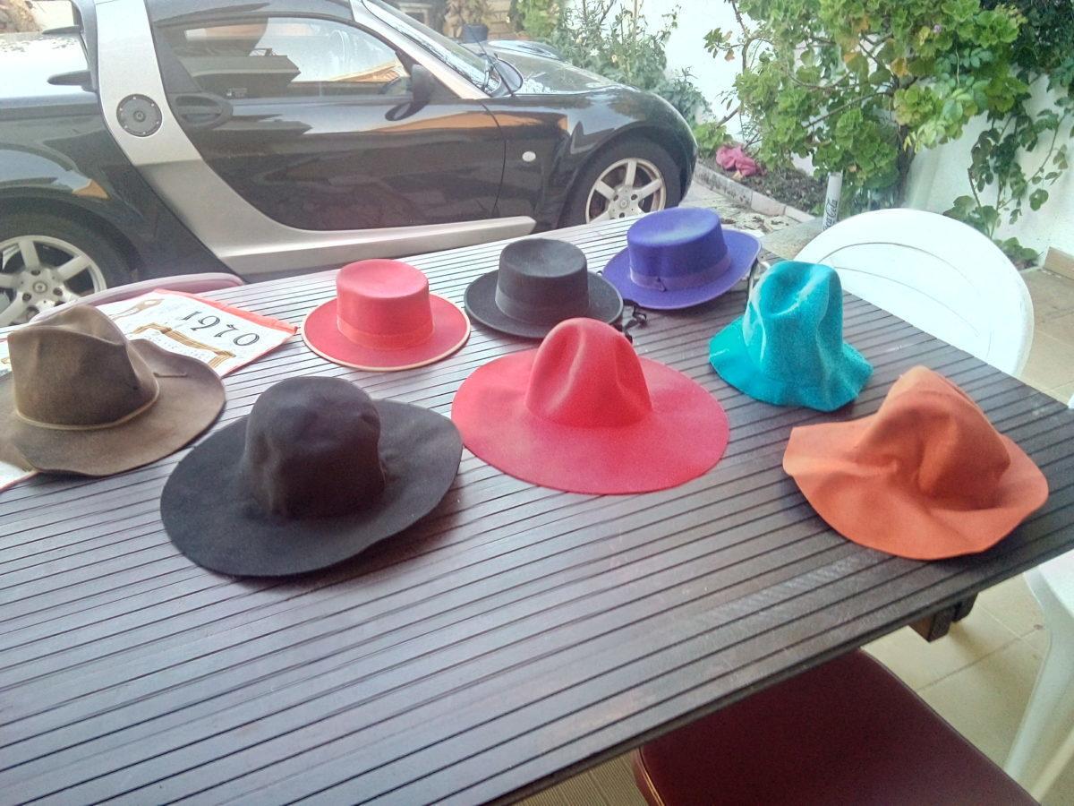 Chapéu tipico vintage - colecionadores 1