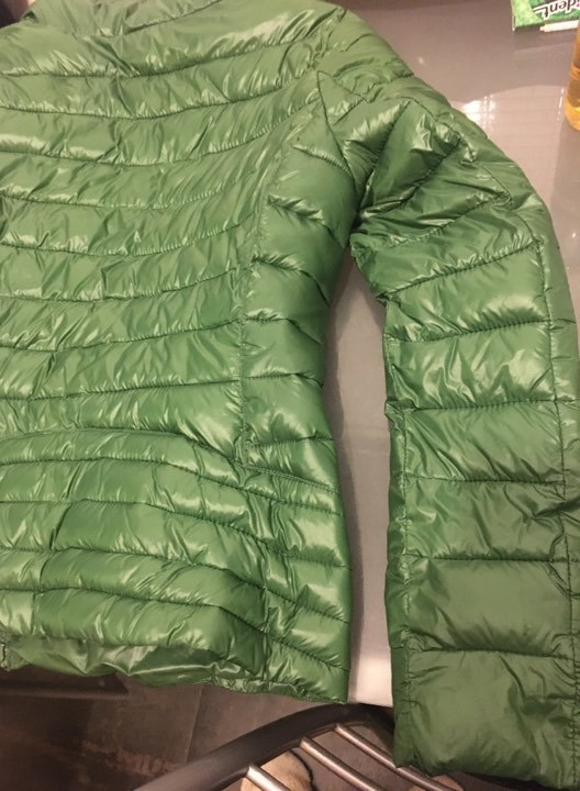 casaco verde relva 1