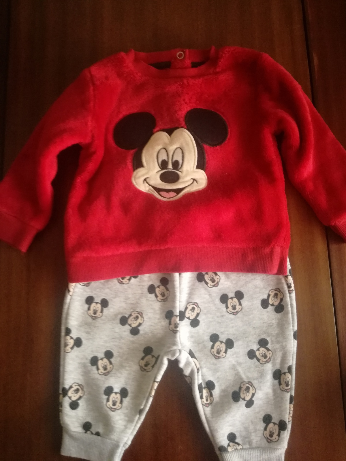 Fato de treino Mickey 1