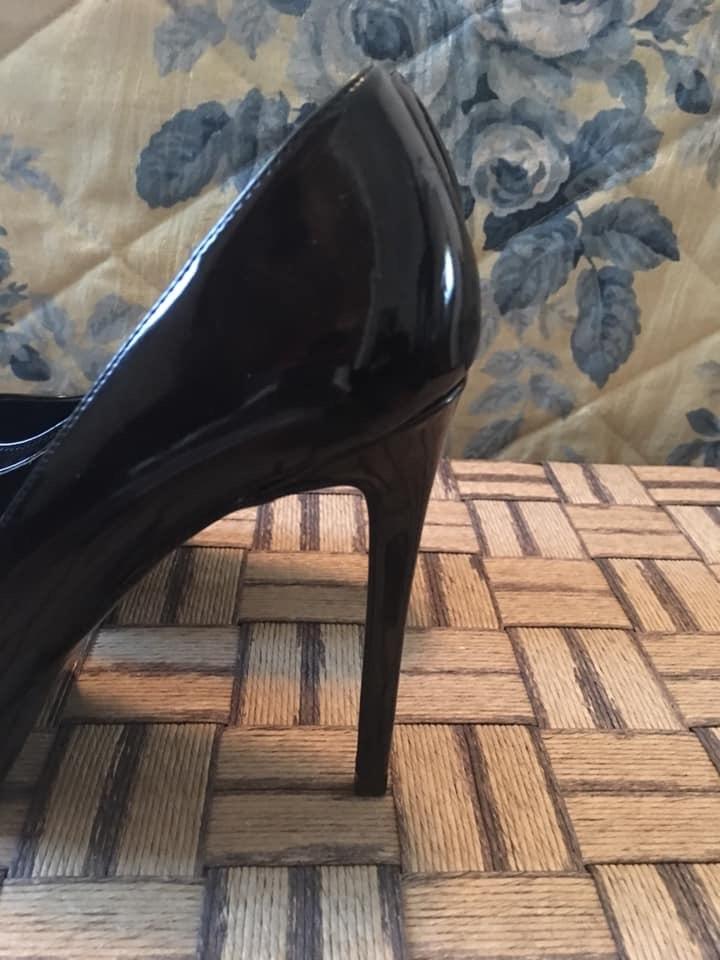 Sapatos verniz Mango 2