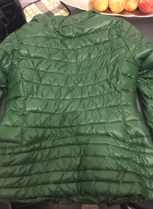casaco verde relva 3