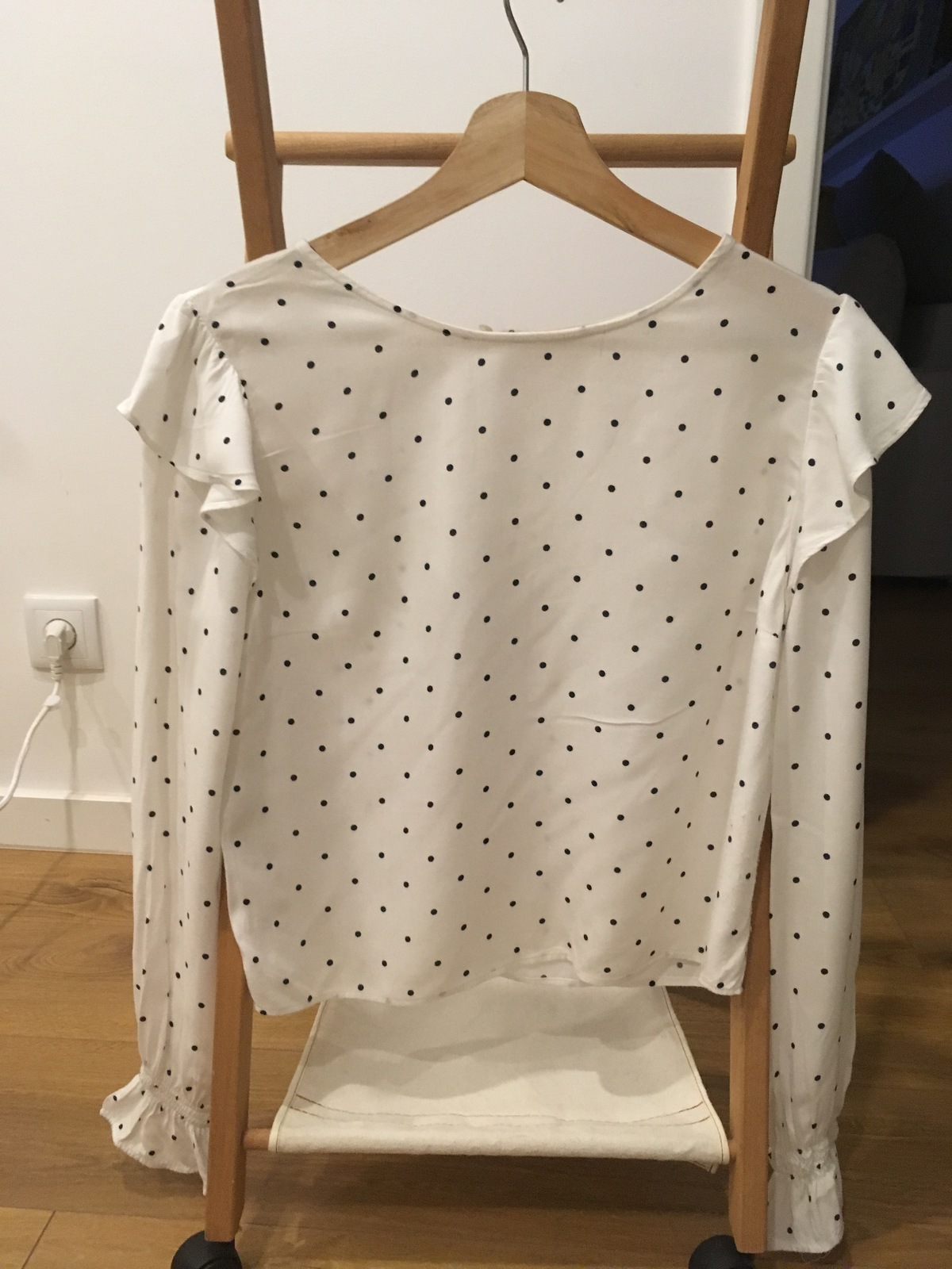 Camisa lunares 1