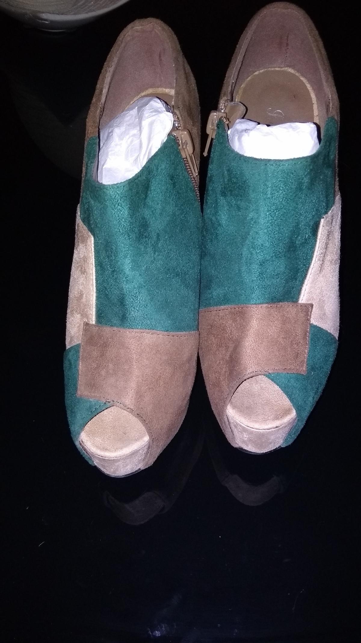 Sapato salto alto 4