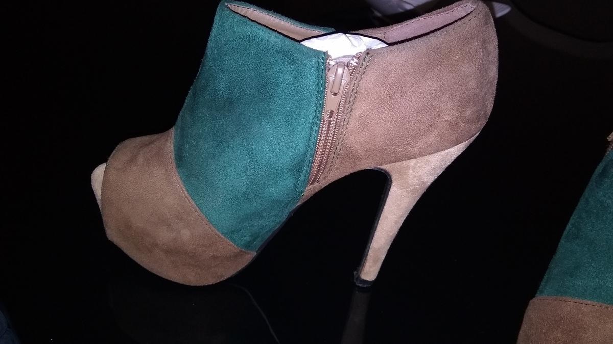 Sapato salto alto 2