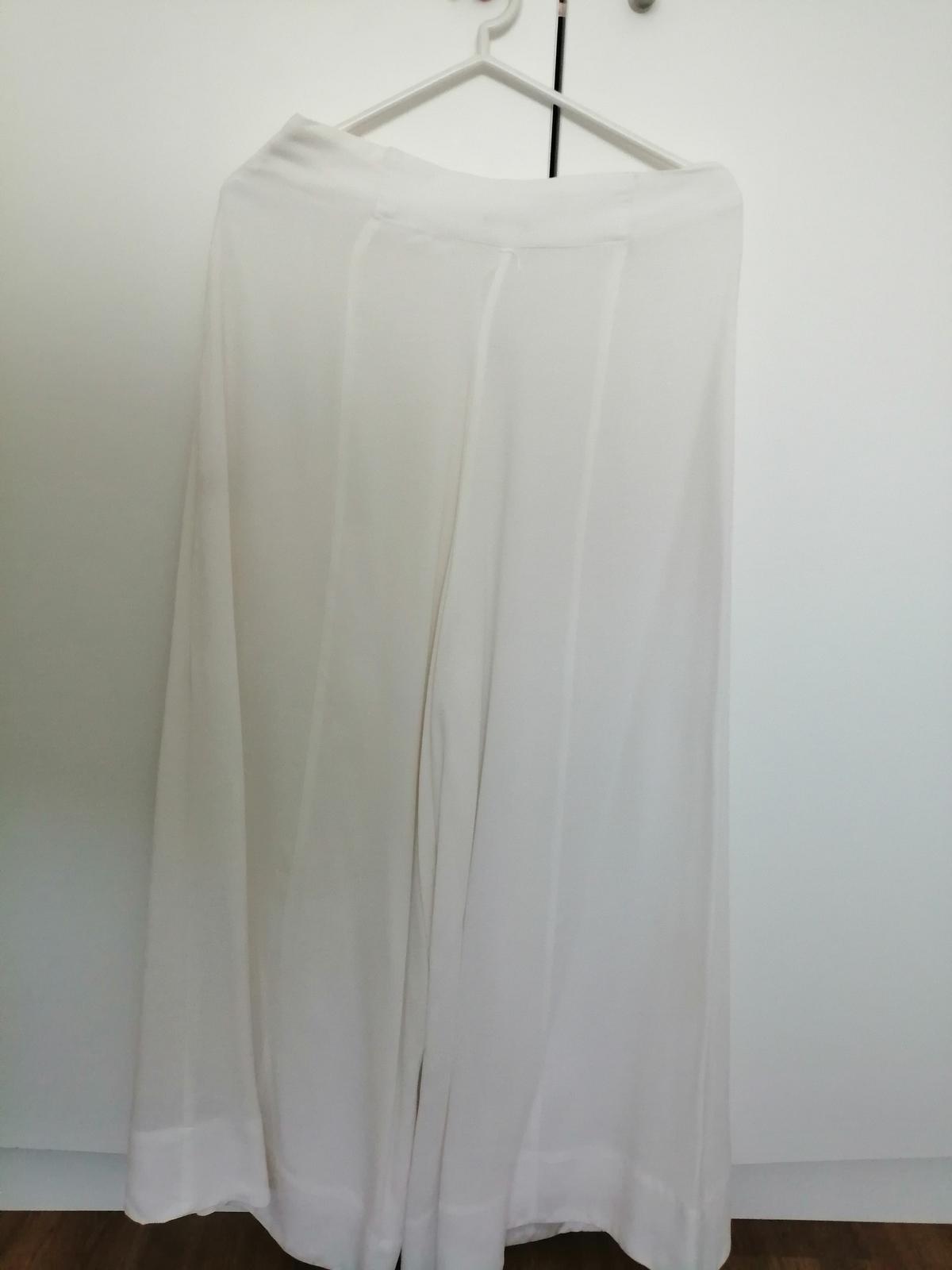 Calça Branca Casual Chic 2