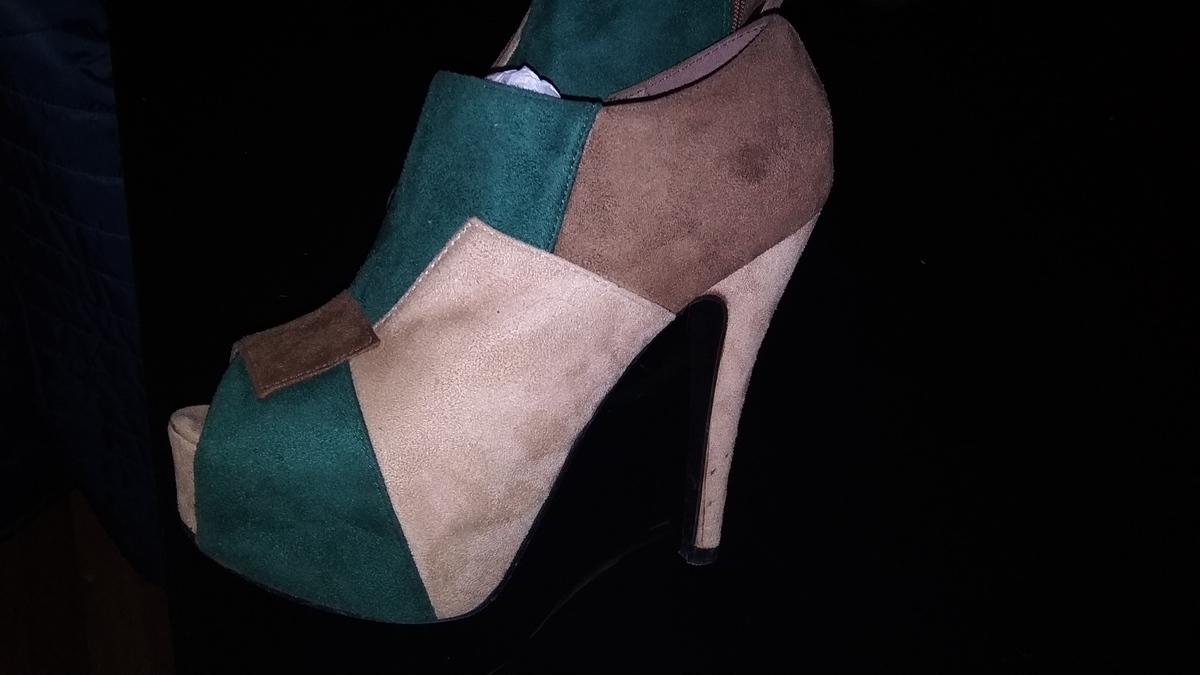 Sapato salto alto 3