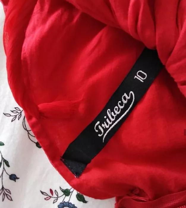 Vestido de cerimónia vermelho c/alças 1