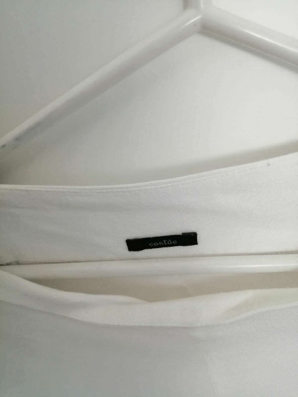 Calça Branca Casual Chic 1