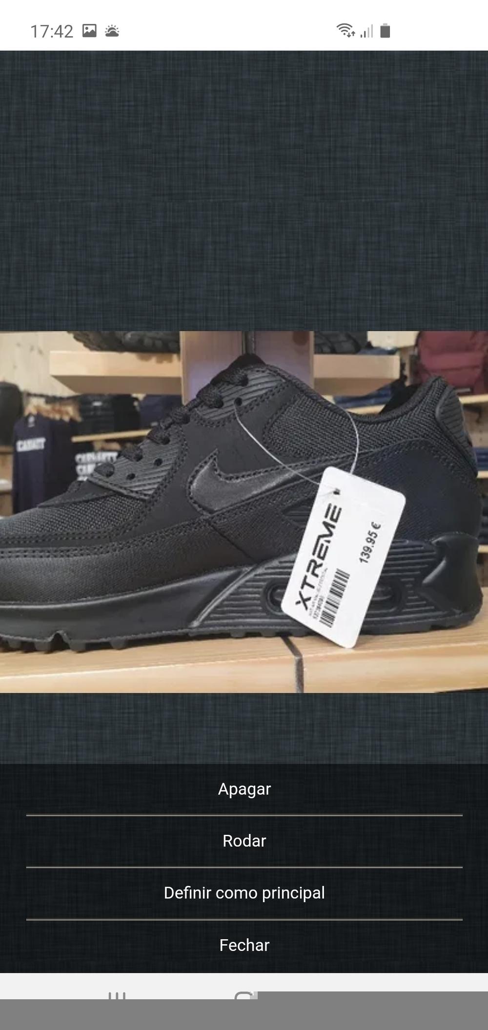 Nike air 4