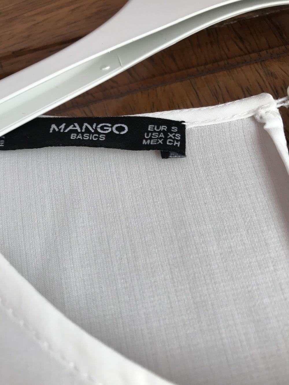 Camisa NOVA Mango 1