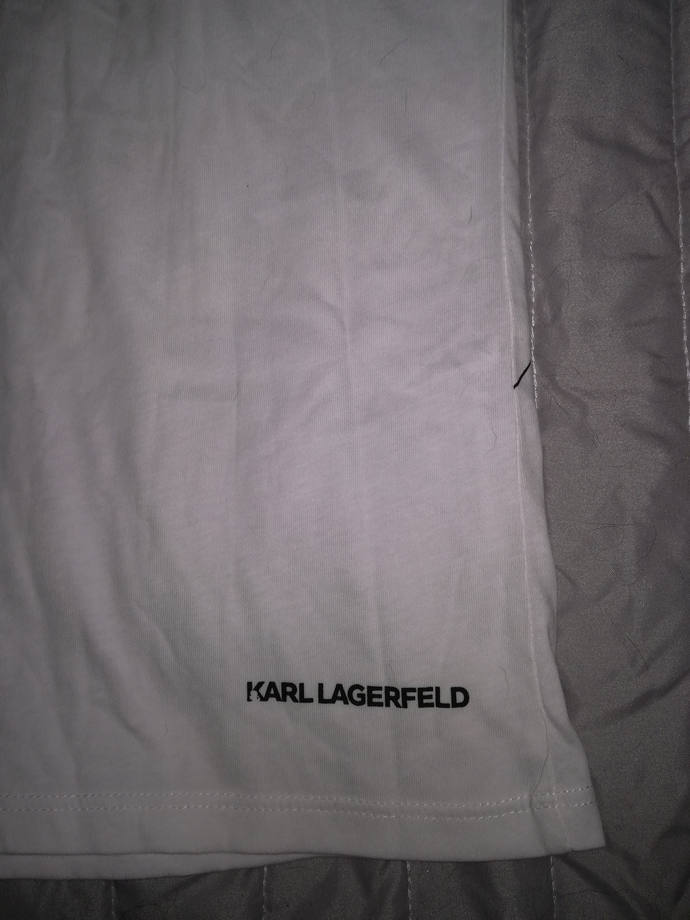 T-shirt Karl Lagerfeld 1