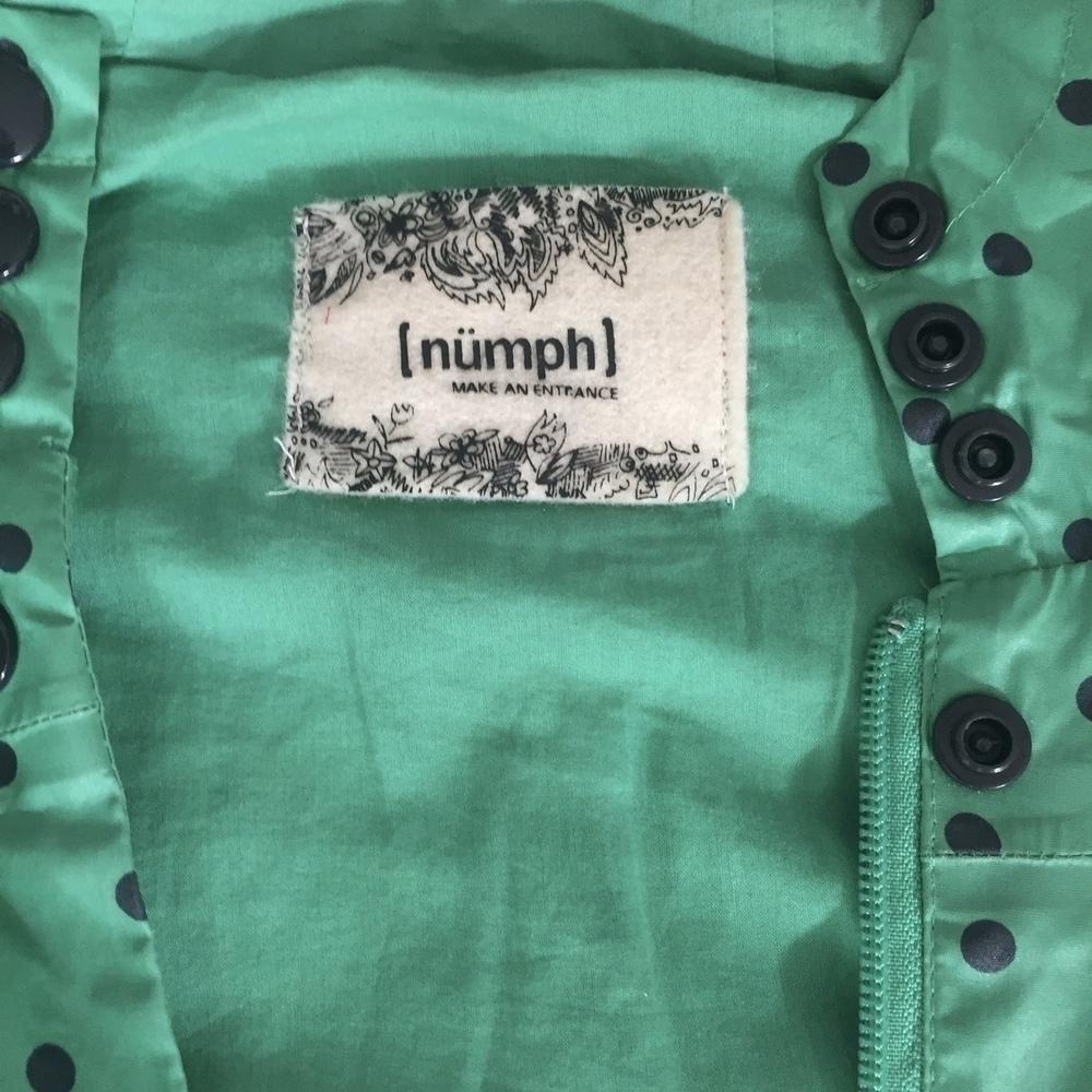 Casaco de chuva, impermeável, marca Nümph 2