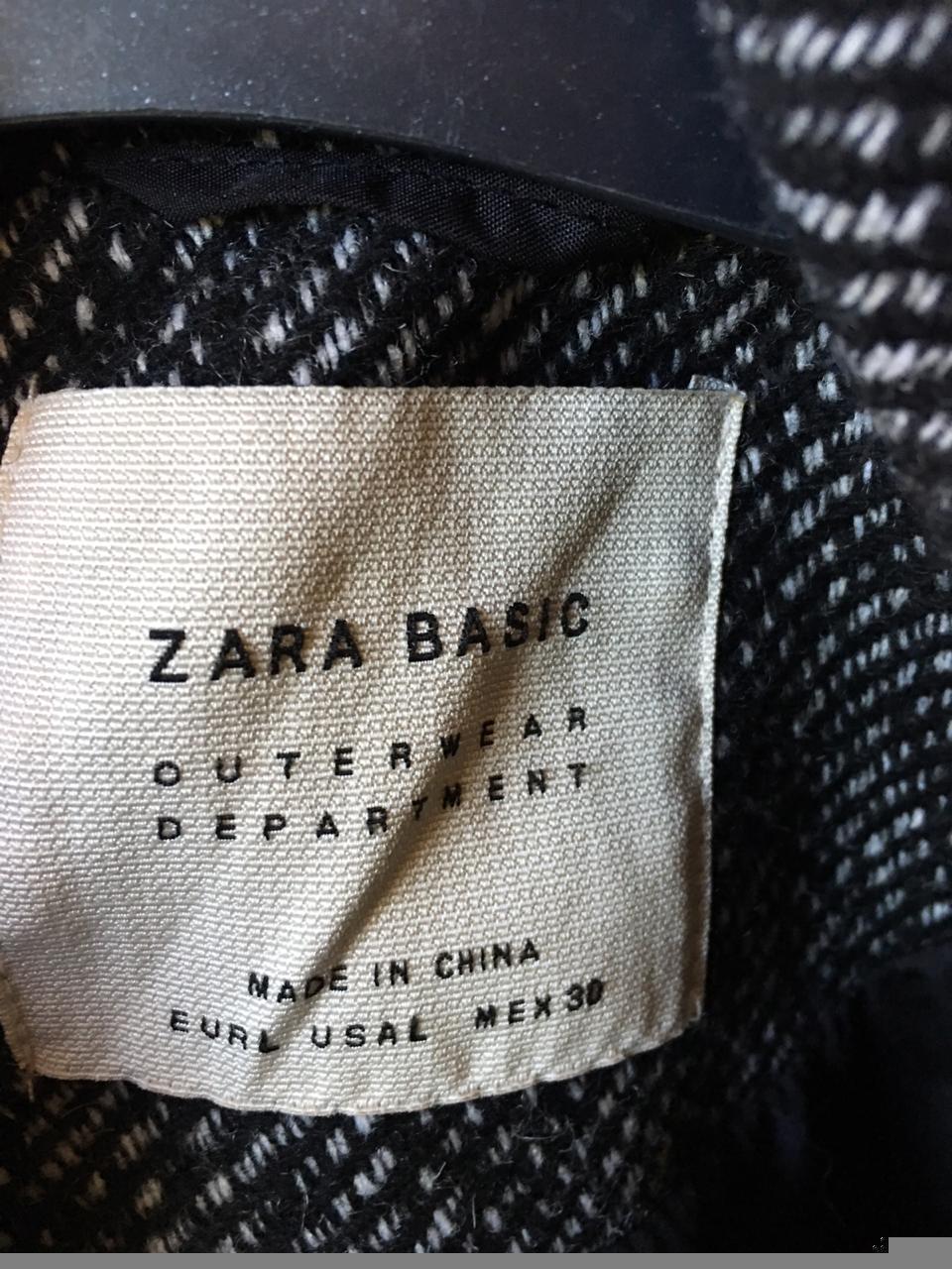 Conjunto Casaco e calças da Zara 3 Roupeiro.pt